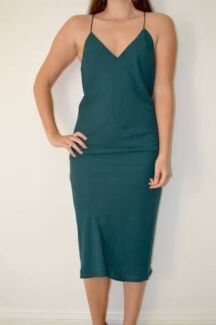 MAURIE AND EVE sunrise dress rent or buy