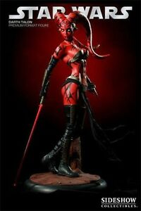 WANTED SIDESHOW DARTH TALON AND SHAAK TI Baulkham Hills The Hills District Preview