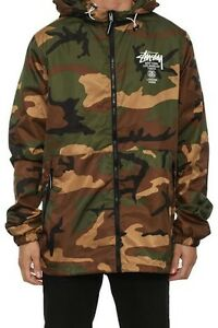 Wanted!! Stussy camo jacket from culture kings Queanbeyan Queanbeyan Area Preview