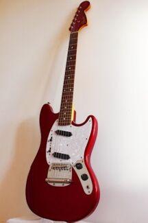 Fender Mustang MIJ CIJ