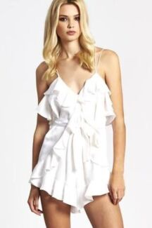 Alice McCall- Made For This Playsuit