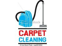 carpet cleaning services and one off house cleaning services