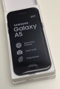 New Samsung Unlocked Galaxy A5 (2017) 32GB in box