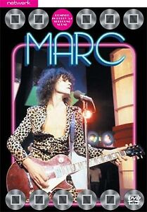 MARC. Marc Bolan and T-Rex. Brand new sealed DVD.