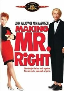 Making Mr. Right (DVD, 2004) VGC Pre-owned (D85)