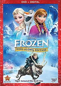 La reine des neiges Édition chantons en choeur/Frozen:Sing Along