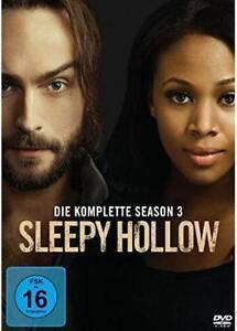 Sleepy Hollow - Die komplette Season 3 [5 DVDs] (2016) __ Neu Ovp - Warszawa, MAZOWIECKIE, Polska - Zwroty są przyjmowane - Warszawa, MAZOWIECKIE, Polska