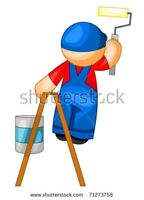 Professional licenced painter and plasterman