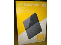 MY PASSPORT FOR MAC 1TB