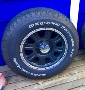 "17"" rims and tires 6x135 bolt pattern"