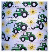 Tractor Ribbon