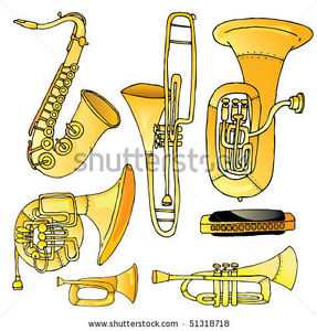 Looking for any un-usable or damaged brass instrument
