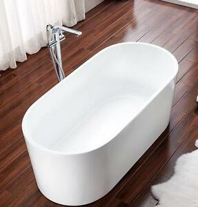 "BLOW OUT SALE 61"" Pemberton freestanding tub"