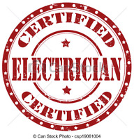 Certified journeyman Electrician for hire