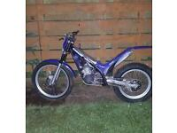 Trials bike for sale gas gas pro 1000