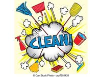 Regular and one off clean/Ironing and food preparation.Cover Co. Durham areas. Call me for a quote.