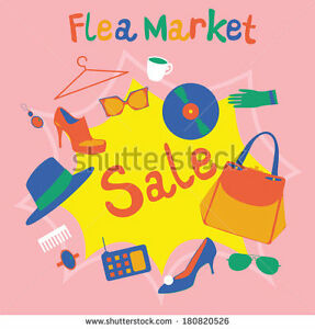 FLEA MARKET- WAHNAPITAE COMMUNITY CENTRE- SUNDAY