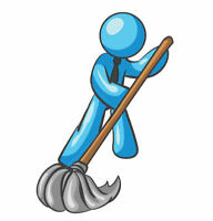 Seeking a Full-Time Cleaner/Janitorial!