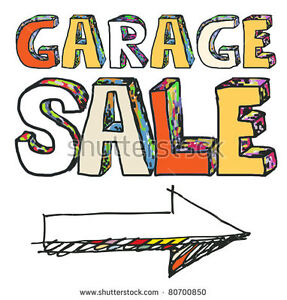 GARAGE SALE SATURDAY JUNE 24 FROM 8AM TILL 2PM
