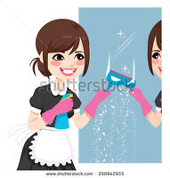 Lulu house care cleaning service $15/hr clean your house or apt.