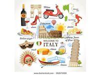 Italian classes Dundee/St Andrews/online