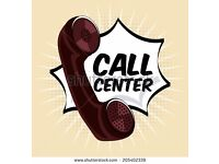 Flexible Call Centre Work - Immediate Start - £8.15 to £10.15 + Bonuses