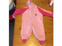 Adidas baby grow