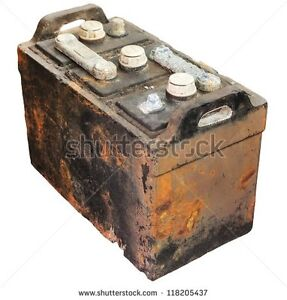 Will pick up your old batteries