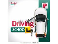 Female Driving Instructor **Driving Lessons**