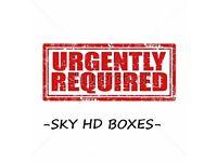 sky box wanted
