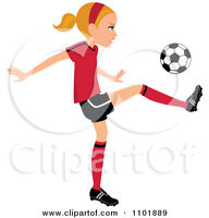 Female soccer players needed