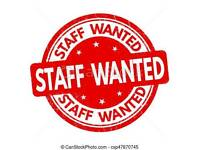 Need workers shaff for takeaway in radcliffe