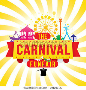 Funfair and Live auction this Saturday