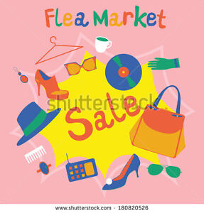 FLEA MARKET-WAHNAPITAE COMMUNITY CENTRE-SUNDAY