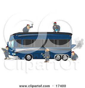 Wanted: DEAD or ALIVE Class A Motorhome