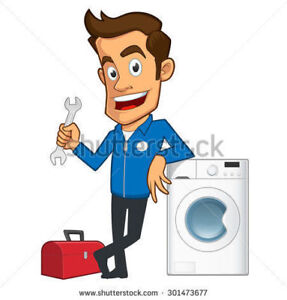 Washer and dryer repairs and installation