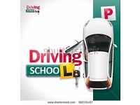 Female Driving Instructor Manual **Driving Lessons** (Female students only)