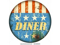 Chef Needed for a New American Diner - East London, Upton Park