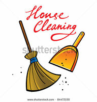 EXPERIENCED HOUSE CLEANER NEEDS AWESOME CLIENTS