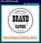 Brand Name Clothing Store