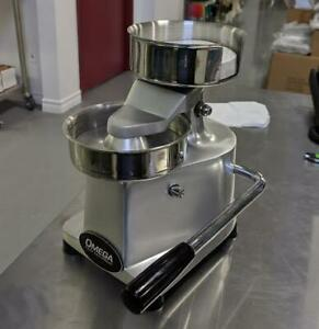 Brand New Commercial Patty Forming Machines -- GREAT DEALS!!!
