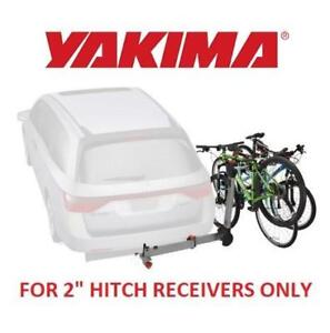 NEW YAKIMA 4 BIKE HITCH RACK 8002464 202459419 SWINGDADDY BICYCLE TRAVEL VEHICLE