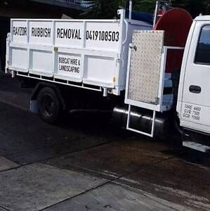 Rubbish removal and bobcat hire Point Cook Wyndham Area Preview