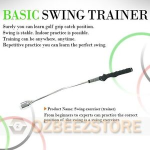 Golf Swing Weight Warm up Aid Grip and Tempo Trainer Swing trainer practice
