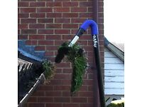 Gutter Cleaning/Clearing Window cleaning fascia & soffit cleaning services