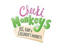 Cheeki Monkeys Leamington Baby & Children's market