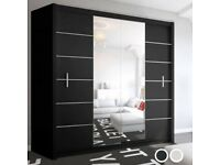 "♦♦""EXCLUSIVE OFFER ON NEW STYLISH BLACK LISBON WARDROBE""♦♦Available With -Diff Colors..♦♦"