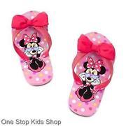 Minnie Mouse Flip Flops