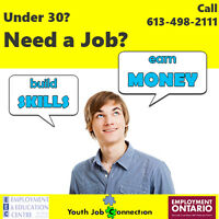 Youth Job Connection - Gain Experience. Build Skills. Get Paid