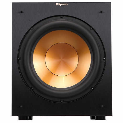 Klipsch R-12SW Reference Powered Subwoofer Phase Control Dig
